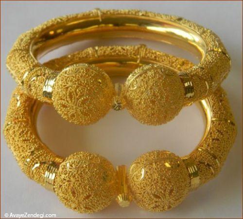 مدل های جدید النگو و دستبند طلا 2015
