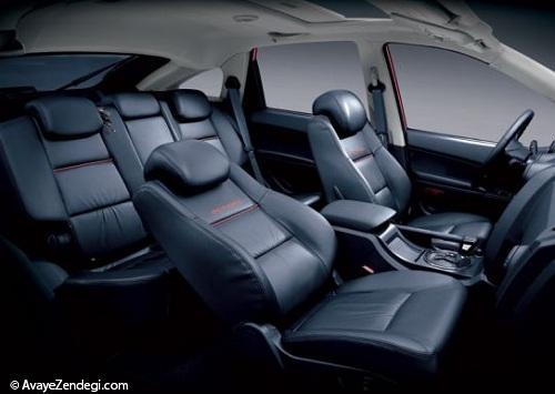 مشخصات خودروی سانگ یانگ اکتیون