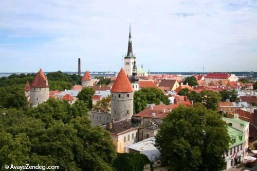 استونی، شرق اروپا زنانهترین کشور دنیا