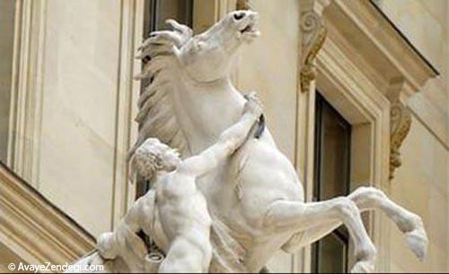 10 اسب معروف دنیای هنر