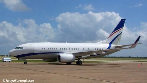 هواپیمای اختصاصی هیوندای با فضای داخلی ویژه