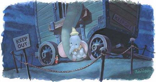 کارتون های غم انگیز هالیوودی