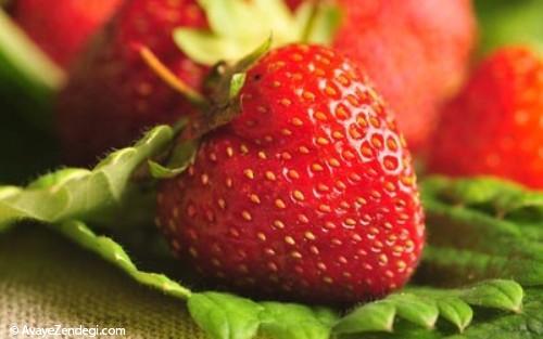 10 دلیل برای خوردن توت فرنگی