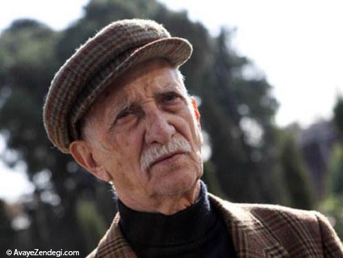 روزگار بازیگر سالخورده