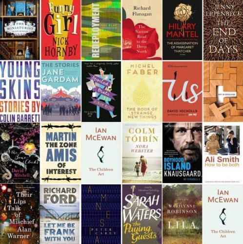 مروری بر بهترین رمان های 2014 به انتخاب گاردین