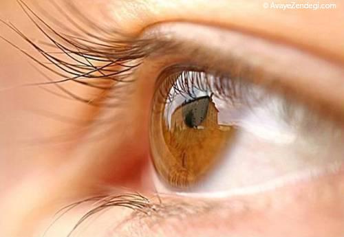 تمریناتی برای تقویت عضلات چشم