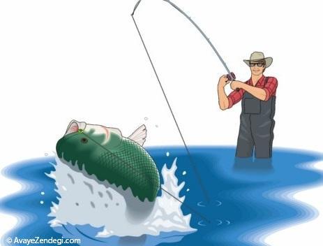 داستان ماهیگیری