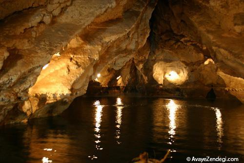 سفر به غارهای اسرارآمیز ایران (1)