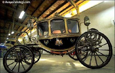 به دیدار خودرو های تاریخی بروید