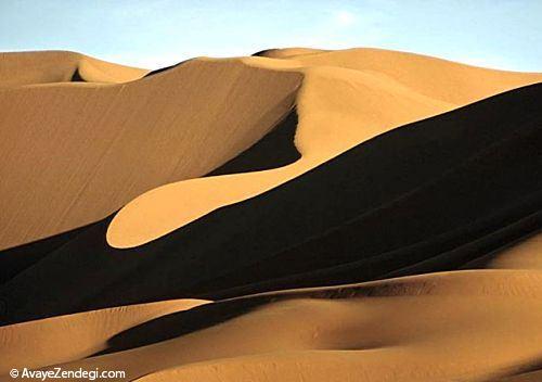 عکس بیابان