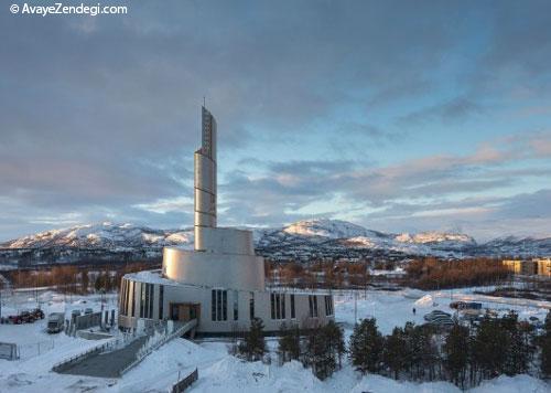 معماری آسمانی در قرن 21