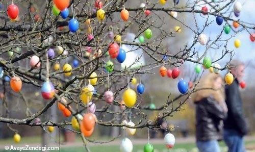 کشورهای اروپایی هم آمدن بهار را جشن می گیرند؟