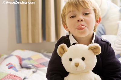 چگونه می توان از لوس شدن کودکان جلوگیری کرد؟