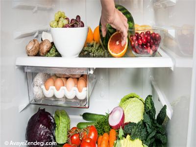 این مواد غذایی را هرگز در یخچال نگذارید