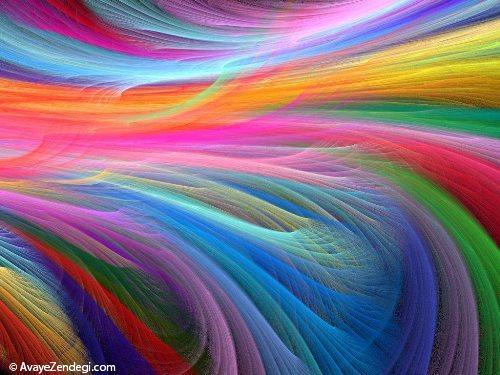 روح شما چه رنگی است؟ (تست شخصیت شناسی)