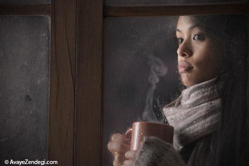 افسردگی فصلی، به زنان حمله می کند (3)