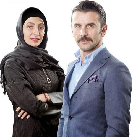 امین حیایی و همسرش: ما خیلی خوشبختیم!