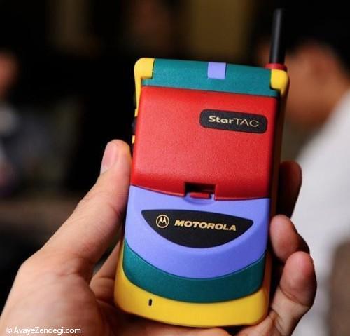 زشتترین گوشیهای موبایل تاریخ