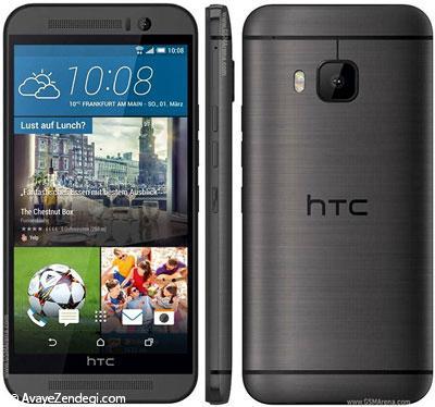 همه آنچه درباره HTC one M9 باید بدانید