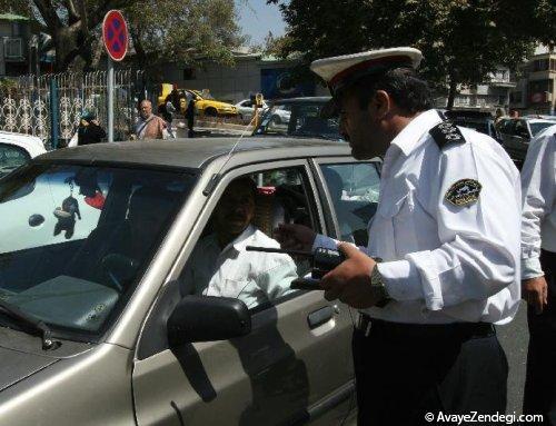 تشدید مجازات جرائم رانندگی