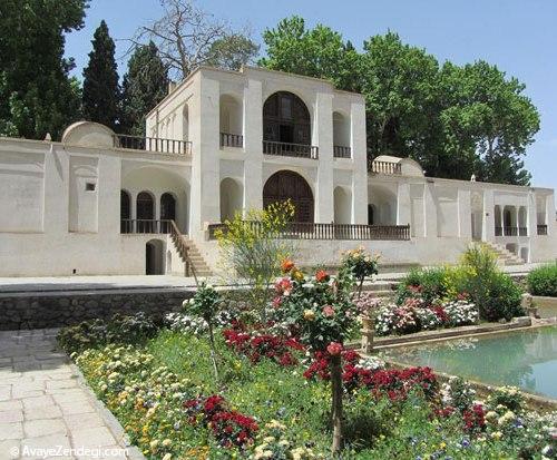زیباترین باغ تاریخی ایران کجاست؟
