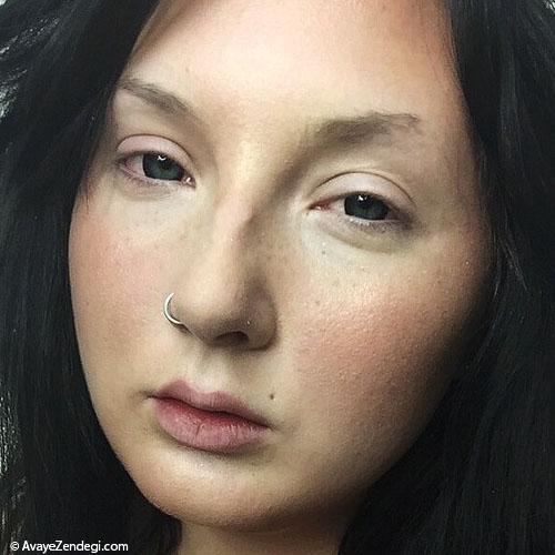 آرایش های فانتزی و متحول کننده