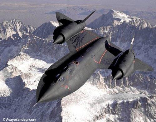 سریع ترین هواپیماهای خلبان دار دنیا