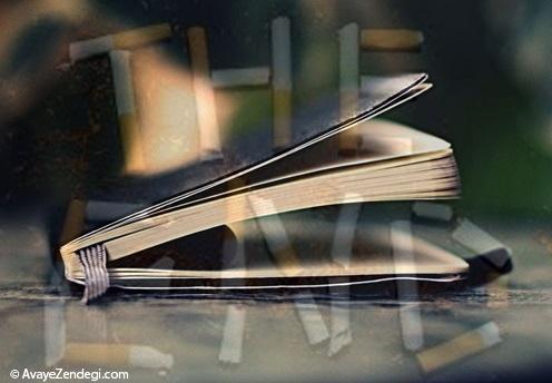 کتاب های ضد دخانیات