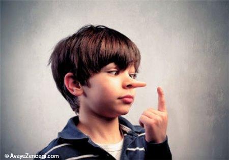 تفاوت دروغگویی و خالی بندی کودکان