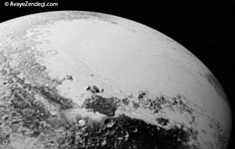 تصاویر جدید فضاپیمای نیوهورایزنز از سیاره پلوتو