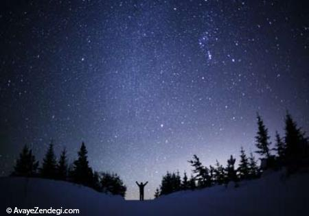 چگونه یک جرم سماوی را در آسمان شب بیابیم؟