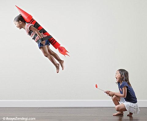 راهنمای تربیت کردن کوچولوی خلاق