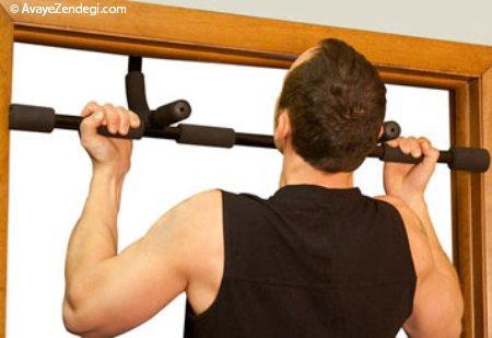 نکاتی برای بهبود تمرینات بارفیکس