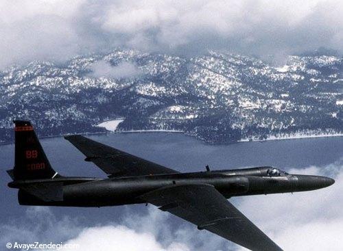 8 هواپیمای پیشرفته فوق محرمانه آمریکا