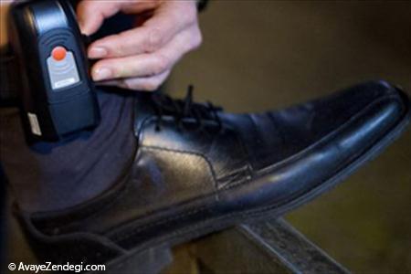 دستبند و پابند الکترونیکی جایگزین زندان