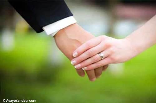 امان از اضطراب شیرین قبل از ازدواج