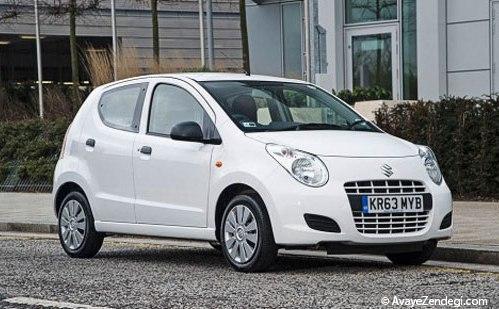 کندترین خودروهایی که میتوانید بخرید!