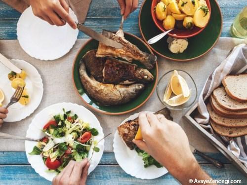 4 دلیل برای خوردن غذاهای خانگی كه زندگی شما را تغییر می دهد