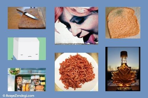 9 قانون طلایی نگه داری سالم  مواد غذایی (1)