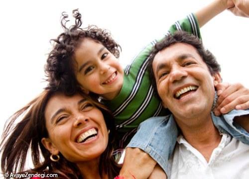شاید متوجه نیستید؛ اما پدر و مادر خارق العاده ای هستید!