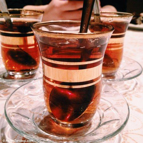 آشنایی با 27 نوع چای که در کشورهای مختلف نوشیده می شود (1)