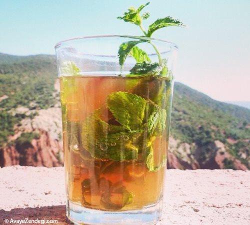 آشنایی با 27 نوع چای که در کشورهای مختلف نوشیده می شود (2)