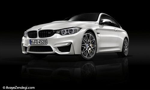 تصاویری از کوپه مسابقه ای BMW M4