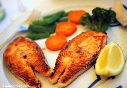 نکاتی راجع به سرخ کردن ماهی