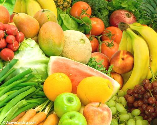 میوه های تابستانی که شما را چاق و لاغر می کنند